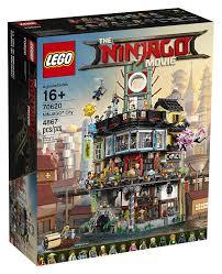 LEGO® Ninjago® Ninjago City 70620 (4867 Pieces) - Shimada's Toy Store