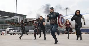 'Captain America: Civil War' sets a ...