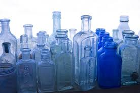 determining the value of old bottles