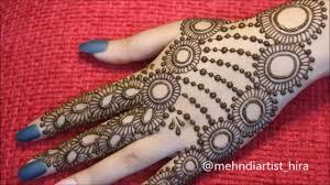 new beautiful mehndi design