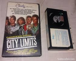 Beta • city limits (1984) aaron lipstadt, kim c - Sold through ...