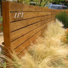 Horizontal Slat Fence Houzz