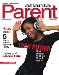 September 2013 by Atlanta Parent - issuu