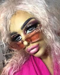 looks from the bratz makeup challenge