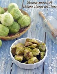 brussels sprouts with balsamic vinegar