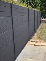 32 Stunning Modern Fence Design Ideas For Your Garden Decor In 2020 Modern Fence Design Fence Design Modern Fence