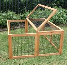 Build A Collapsible Chicken Run For Your Backyard Chooks Chicken Diy Building A Chicken Coop Chickens Backyard