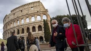 Κορωνοϊός- Ιταλία: Συνέχεια αύξησης κρουσμάτων- Νέα μέτρα κοινωνικής,  οικονομικής στήριξης   ΣΚΑΪ