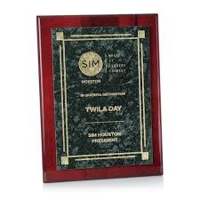 Leadership Series Plaques - Trophy Awards Mfg, Inc