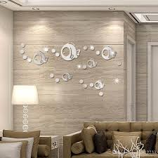 Cartoon Bubble Fish Acrylic Mirror Stickers 3d Wall Stickers Vinyl Decals Murals Waterproof Can Removable Bedroom Living Room Bathroom Decor Wall Quote Stickers Wall Quotes From He112233 7 91 Dhgate Com