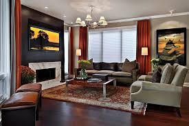 black and white interiors living rooms