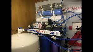 Hướng dẫn] sửa máy lọc nước KANGAROO không ra nước cực dễ - YouTube