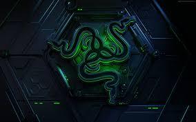 razer logo background hd image