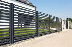 Top 60 Best Modern Fence Ideas Contemporary Outdoor Designs House Fence Design Modern Fence Modern Fence Design