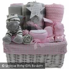 gift basket her baby shower