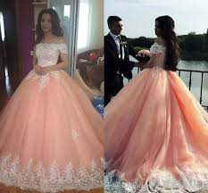 quinceanera dresses ball gown