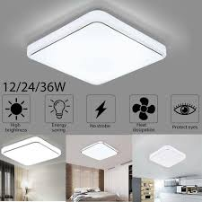 led ceiling down light panel wall