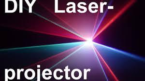 selbstbau laserprojr homemade