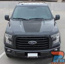 Hood Graphics For A 2017 Ford F150 Route Hood 2015 2018 2019