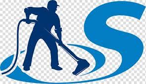 man cleaning ilration carpet