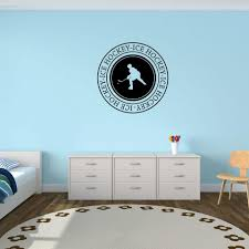 Ice Hockey Wall Decal Style And Apply