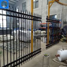China Metal Fencing Panels China Metal Fencing Panels Manufacturers And Suppliers On Alibaba Com