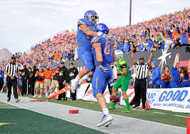 The Boise State Football Game Against ...