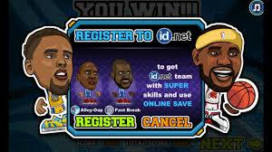 2 player basketball games