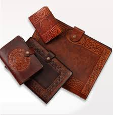 embossed leather journals guitar