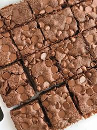 easy chocolate chip brownies together