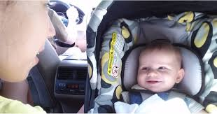 is facing a car seat forward before 2