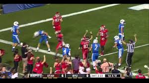 Dres Anderson Goes For 74 Yards - YouTube