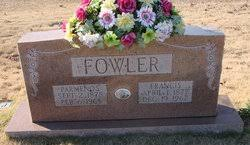 Nicanor Parmenos Fowler (1878-1965) - Find A Grave Memorial