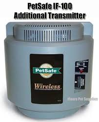 Extra Transmitter For Pif 300 System If 100