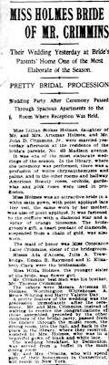 Lillian Stokes (Holmes) Hoffman (abt.1883-) | WikiTree FREE Family Tree