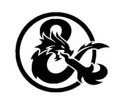 D D Dungeons And Dragons Vinyl Decal Sticker Car Window Wall Laptop Board Games Ebay