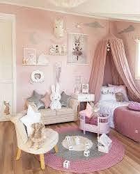 Recamara Ninas Pink Girl Room Toddler Bedrooms Toddler Bedroom Girl