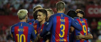 Probabili formazioni Barcellona-Siviglia finale ritorno Supercoppa ...