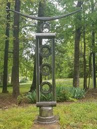 metal sculpture outdoor sculpture