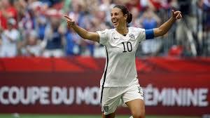 2015 FIFA Women's World Cup: Carli Lloyd's Determination Fuels US Victory -  ABC News
