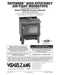 high efficiency air tight woodstove