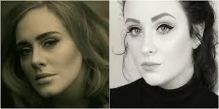 adele makeup tutorial how to do