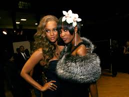 Tyra Banks Confronted Naomi Campbell ...
