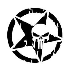 Pin By Lethal X On Hd Wallpaper Punisher Skull Punisher Car Decals Vinyl