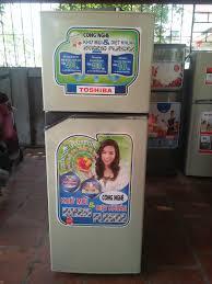 Tủ lạnh Toshiba quạt gió 140l