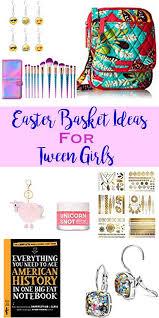 easter basket ideas for tween s
