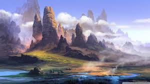 landscape painting wallpapers top