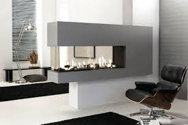 modern gas wood fireplaces contemporary