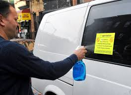 Brooklyn Councilman Aims To Ban Hated Parking Violation Stickers New York Daily News