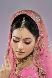 bride makeup traditional indian wedding